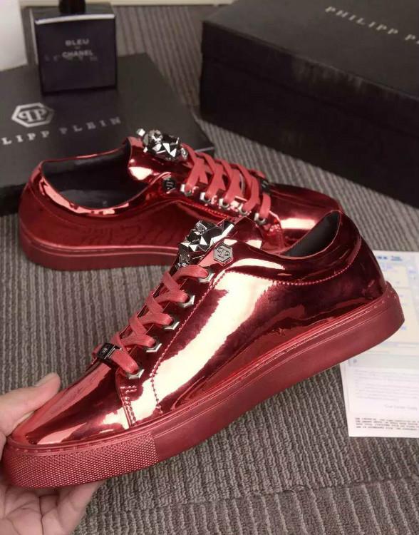 low Philipp sport Plein Plein Philipp chaussure Sneakers 6x7X1r4nx 8dd83245c79